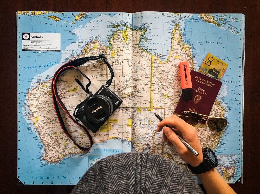 packing list travel alone
